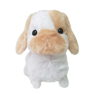 Lop-eared White-beige Premium Bunny / Plush Bunny/Stuffed Toy