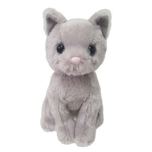 Premium Kitty Russian Blue  (Plush cat / Stuffed Toy)