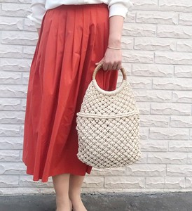 Merry Macrame Bag Type Natural Material Bag
