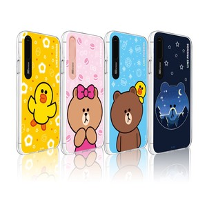 iPhone Case LINE Line Friends Light Case