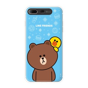 Line Friends Light Case