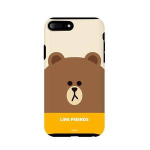 Line Friends Case Face
