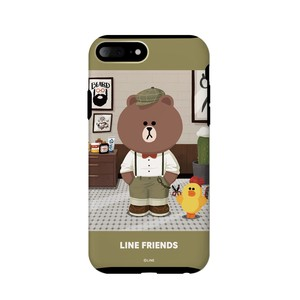 Line Friends Case Theme