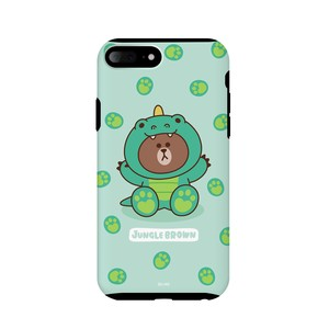 Line Friends Case Brown