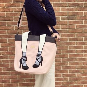 High Heel Switch Tote