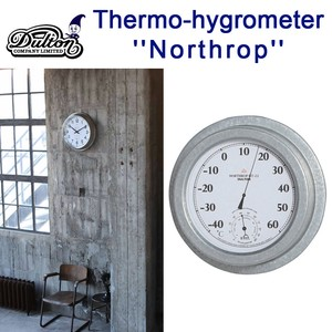 "THERMO-HYGROMETER ""NORTHROP GT-22"""