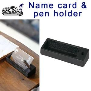 NAME CARD & PEN HOLDER