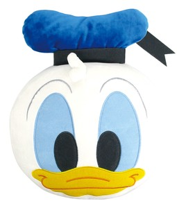 Tease Disney Puffy Face Cushion