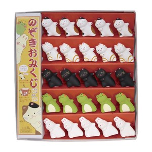 Ornament Peeping Omikuji Set
