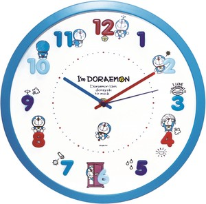 Icon Wall Clock Doraemon