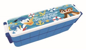 Disney 2 Steps Lunch Box Donald Chip 'n Dale
