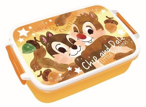 Disney 1 Step Lunch Box Chip 'n Dale