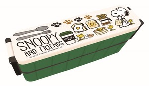 Snoopy 2 Steps Lunch Box Cafe