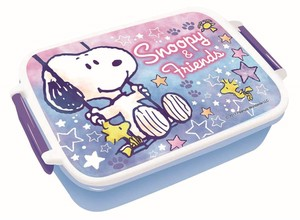 Snoopy 1 Step Lunch Box Star