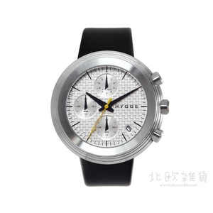 【POS+/北欧】[HYGGE]2312 - LEATHER / WHITE DIAL 《腕時計》