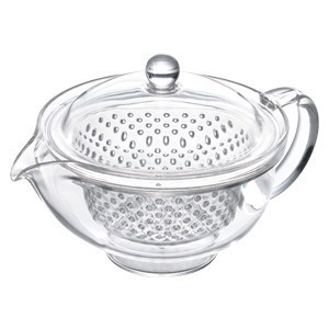 Clear Tea Pot Clear