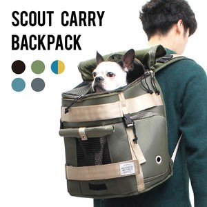 SCOUT CARRY BACKPACK / スカウトキャリーバックパック