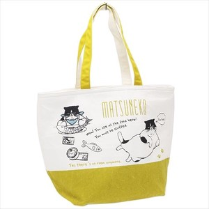 cat Tote Cold Insulation Shopping Bag