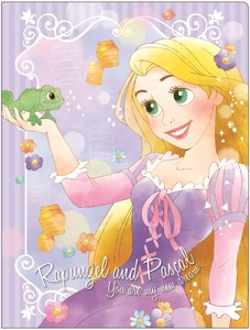 Disney Plastic Folder Rapunzel