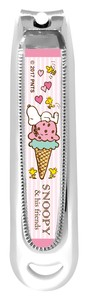 Snoopy Fingernail Clippers Ice Cream