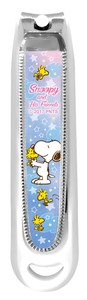 Snoopy Fingernail Clippers Starry Sky