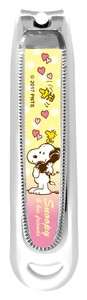 Snoopy Fingernail Clippers Phone