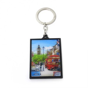 Charm Key Ring Key Ring London