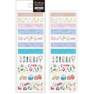 Washi Tape SEAL Cosme