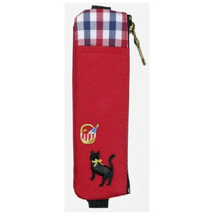 Belt Attached Pen Pouch Cat