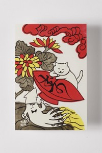"Postcard Japanese Playng Card ""HANAFUDA"""