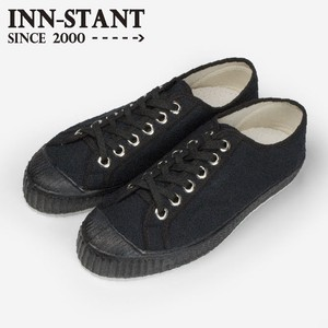 INN-STANT OLD-NEO #703 BLACK(BLACK+WHITE SOLE)