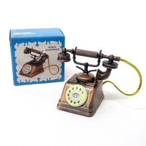 Stationery Retro Antique Sharpener Pencil Phone