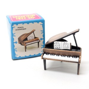 Retro Antique Sharpener Pencil Piano