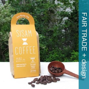 SISAM COFFEE 中煎り 200g