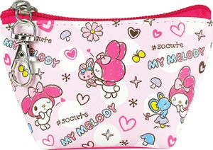 Triangle Mini Pouch My Melody Flyer