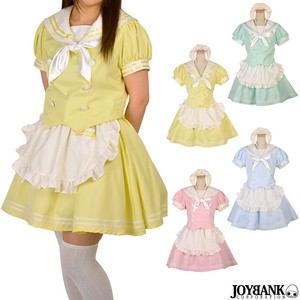8mm Band Sailor Maid Costume Maid Cosplay Costume