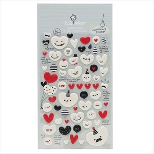 Collection Balloon Heart Sticker