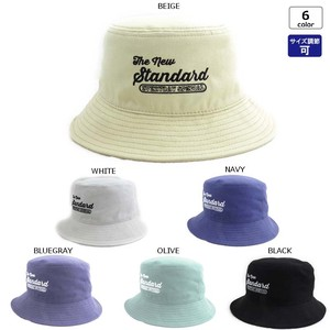 Canvas Standard BUCKET HAT