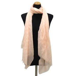 2018 S/S Stole Polyester Material Large Format S/S Stole Dragonfly lame Pink