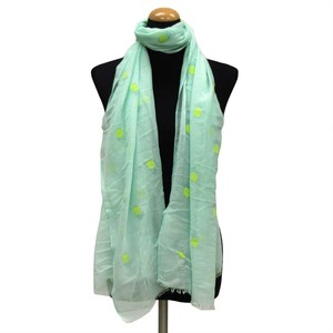 2018 S/S Stole Polyester Material Large Format S/S Stole Pine Green