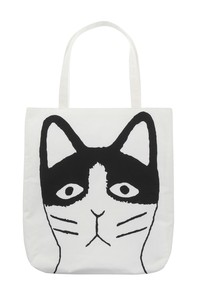 Hand Towel Tote Hachiware Cat Hand Towel Tote Bag Hand Maid