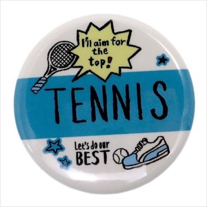 Collection Badge Tennis