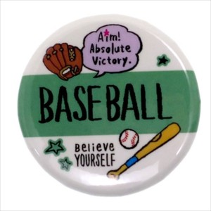 Collection Badge Baseball