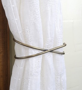 Curtain Holder Closs 2Pcs set