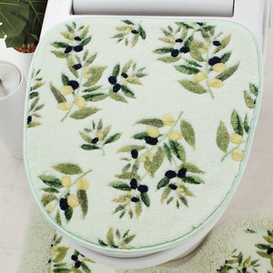 Sheet Olive Adsorption Toilet Cover Cover