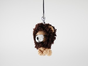 Hand Knitting Strap LION