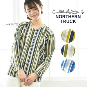 Rack Shirt Blouse Long Sleeve Stand Color