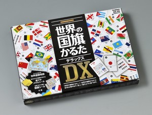 Social Common Sense Series National Flag Japanese Card Game