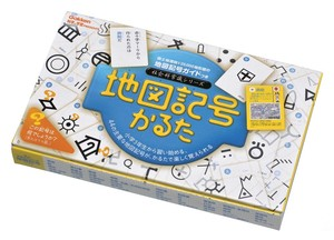 Social Common Sense Series Map Japanese Card Game