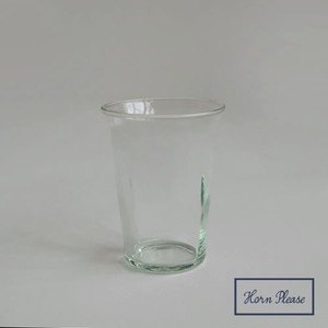 Glass Blow Line Tumbler